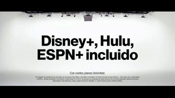 Verizon TV Spot, 'Mix and Match: $800 dólares al cambiarte y Disney+, Hulu, ESPN+' [Spanish] - Thumbnail 5