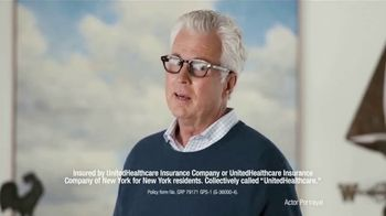 UnitedHealthcare AARP Medicare Supplement TV Spot, 'Retired Weatherman'
