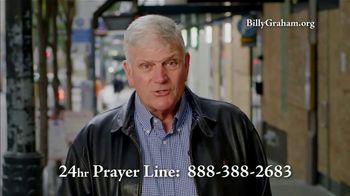 Billy Graham Evangelistic Association TV Spot, 'Brokenness' - Thumbnail 7