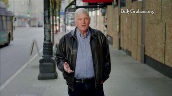 Billy Graham Evangelistic Association TV Spot, 'Brokenness' - Thumbnail 1