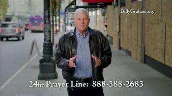 Billy Graham Evangelistic Association TV Spot, 'Brokenness' - Thumbnail 2