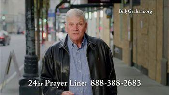 Billy Graham Evangelistic Association TV Spot, 'Brokenness' - Thumbnail 3