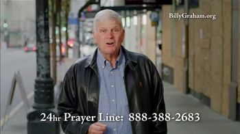 Billy Graham Evangelistic Association TV Spot, 'Brokenness' - Thumbnail 4