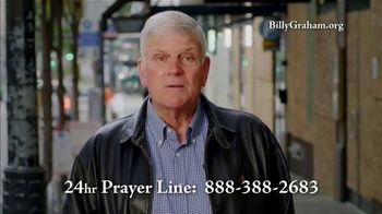 Billy Graham Evangelistic Association TV Spot, 'Brokenness' - Thumbnail 5