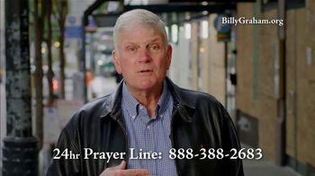 Billy Graham Evangelistic Association TV Spot, 'Brokenness' - Thumbnail 6