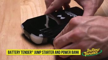Battery Tender Portable Jump Starters TV Spot, 'Be Prepared' - Thumbnail 5