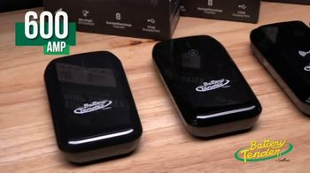Battery Tender Portable Jump Starters TV Spot, 'Be Prepared' - Thumbnail 7