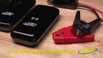 Battery Tender Portable Jump Starters TV Spot, 'Be Prepared'