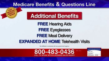 Medicare Benefits & Questions Line TV Spot, 'Additional Benefits: Save $144' - Thumbnail 2