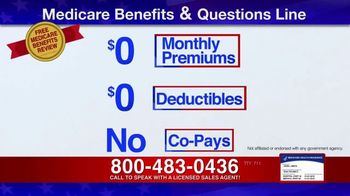 Medicare Benefits & Questions Line TV Spot, 'Additional Benefits: Save $144' - Thumbnail 3