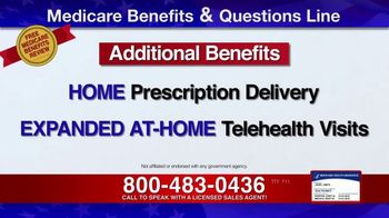 Medicare Benefits & Questions Line TV Spot, 'Additional Benefits: Save $144' - Thumbnail 4