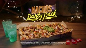 Taco Bell Nachos Party Pack TV Spot, 'Disfruta a lo grande' [Spanish] - Thumbnail 8