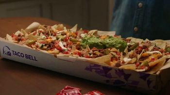 Taco Bell Nachos Party Pack TV Spot, 'Disfruta a lo grande' [Spanish] - Thumbnail 2