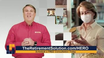 The Retirement Solution Inc. TV Spot, 'Become Your Hero' - Thumbnail 1