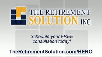 The Retirement Solution Inc. TV Spot, 'Become Your Hero' - Thumbnail 7