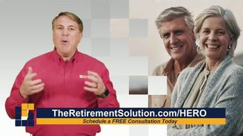 The Retirement Solution Inc. TV Spot, 'Become Your Hero' - Thumbnail 2