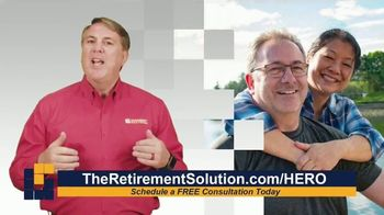 The Retirement Solution Inc. TV Spot, 'Become Your Hero'