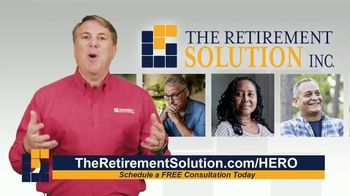 The Retirement Solution Inc. TV Spot, 'Become Your Hero' - Thumbnail 4