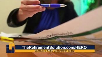 The Retirement Solution Inc. TV Spot, 'Become Your Hero' - Thumbnail 5
