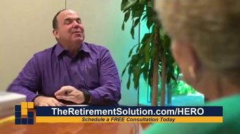 The Retirement Solution Inc. TV Spot, 'Become Your Hero' - Thumbnail 6