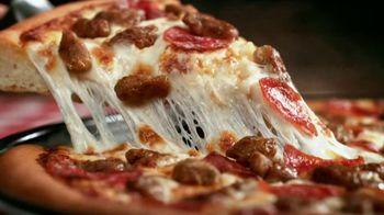 Pizza Hut TV Spot. 'How Bad Do You Want It?: Rex Burkhead' - Thumbnail 5