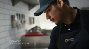 Chipotle Mexican Grill TV Spot, 'Behind the Asada: Ignacio: $1 Delivery Fee' - Thumbnail 4