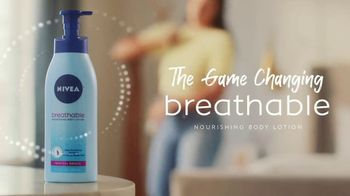 Nivea Breathable TV Spot, 'Lotion and Jeans' - Thumbnail 6