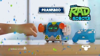 Really Rad Robots PrankBro TV Spot, 'The Ultimate Prank Machine' - Thumbnail 10