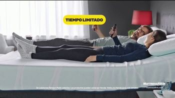 Mattress Firm TV Spot, 'Las mejores ofertas: Tempur-Pedic: $37 dólares al mes' [Spanish] - Thumbnail 3