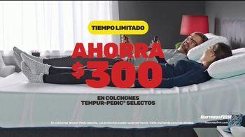 Mattress Firm TV Spot, 'Las mejores ofertas: Tempur-Pedic: $37 dólares al mes' [Spanish] - Thumbnail 4