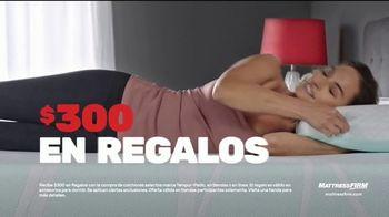 Mattress Firm TV Spot, 'Las mejores ofertas: Tempur-Pedic: $37 dólares al mes' [Spanish] - Thumbnail 5