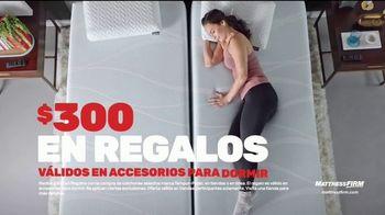 Mattress Firm TV Spot, 'Las mejores ofertas: Tempur-Pedic: $37 dólares al mes' [Spanish] - Thumbnail 6