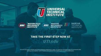 Universal Technical Institute TV Spot, 'Pandemic Unemployment' - Thumbnail 8