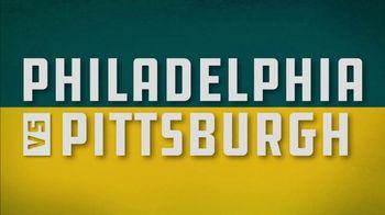 FanDuel Sportsbook TV Spot, 'Sunday Showdown: Philadelphia vs. Pittsburgh'