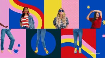 Old Navy TV Spot, 'Denim America: 50% Off'