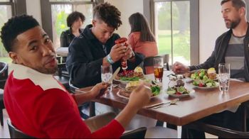 State Farm TV Spot, 'Steakhouse' Featuring Patrick Mahomes II, Aaron Rodgers - 1613 commercial airings