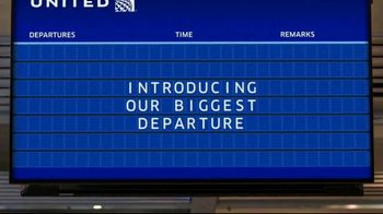 United Airlines TV Spot, 'Now Departing' - Thumbnail 3
