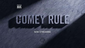 Showtime TV Spot, 'The Comey Rule' - Thumbnail 9