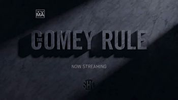 Showtime TV Spot, 'The Comey Rule' - Thumbnail 8