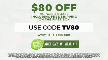 HelloFresh TV Spot, 'Stories From Real Customers: Ryan and Ramsey: No-Contact Delivery' - Thumbnail 9