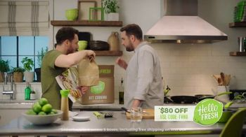 HelloFresh TV Spot, 'Stories From Real Customers: Ryan and Ramsey: No-Contact Delivery' - Thumbnail 3