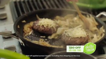 HelloFresh TV Spot, 'Stories From Real Customers: Ryan and Ramsey: No-Contact Delivery' - Thumbnail 6