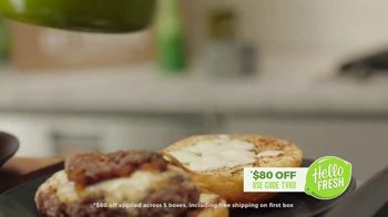 HelloFresh TV Spot, 'Stories From Real Customers: Ryan and Ramsey: No-Contact Delivery' - Thumbnail 7