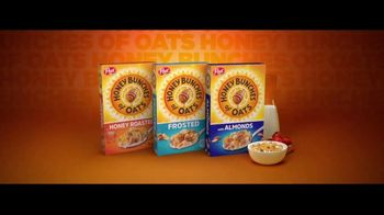 Honey Bunches of Oats With Almonds TV Spot, 'Lost in Space: Honey Roasted and Frosted' - Thumbnail 8