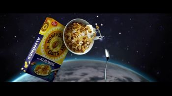 Honey Bunches of Oats With Almonds TV Spot, 'Lost in Space: Honey Roasted and Frosted'