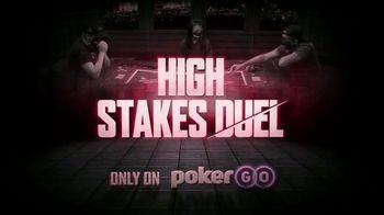 PokerGO TV Spot, 'High Stakes Duel: Round 3' - Thumbnail 1