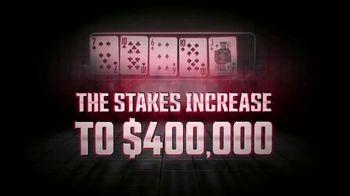 PokerGO TV Spot, 'High Stakes Duel: Round 3' - Thumbnail 6