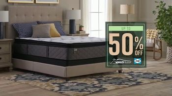 Ashley HomeStore Lowest Prices of the Season TV Spot, 'Up to 50% Off' - Thumbnail 3