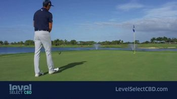 Level Select CBD TV Spot, 'Game On' Featuring Rickie Fowler and Carson Palmer - Thumbnail 9