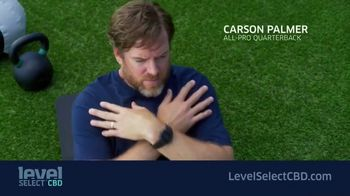Level Select CBD TV Spot, 'Game On' Featuring Rickie Fowler and Carson Palmer - Thumbnail 5